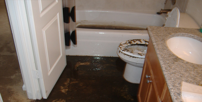 Sewage cleaning three common causes of sewage back ups for Sewer backup in house