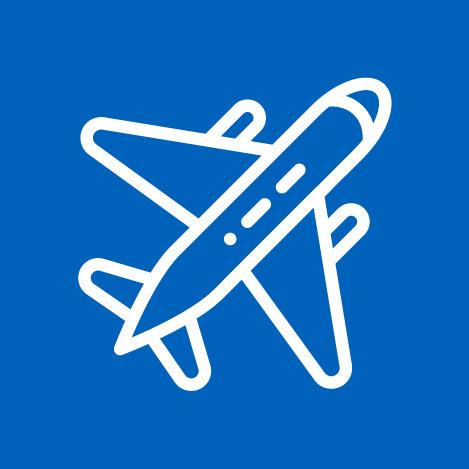 Coronavirus and Infectious Disease Decontamination for planes