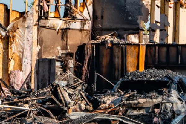 Fire Damage Restoration Melbourne